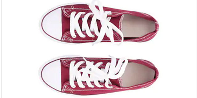 How to Get Your Shoes Cleaner Whiter and Brighter, Clean Your Canvas Shoes