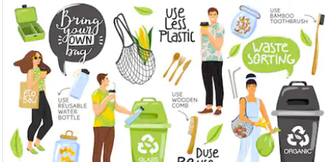 10 ways to save more and waste less