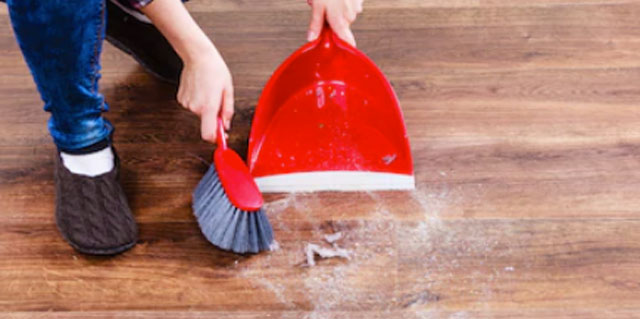How to reduce the amount of dust forming in your house