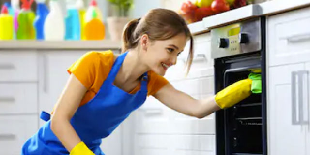Deep Cleaning Services Dubai, How Often Should I Clean the Oven
