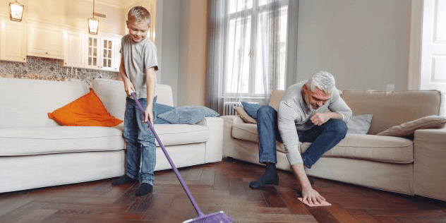 Green spring cleaning tips for a fresher home